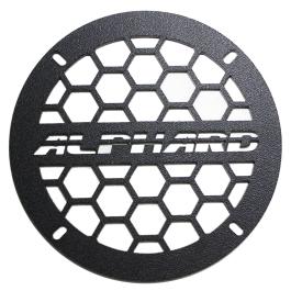 Гриль 16 (6,5) с рисунком Alphard V2 + гравировка