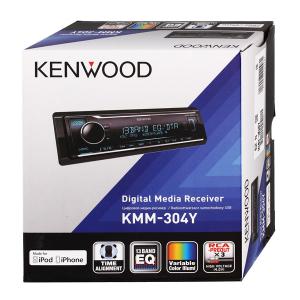 Автомагнитола Kenwood KMM-304Y - процессор