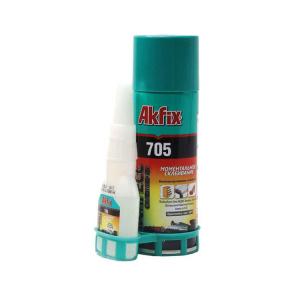 Akfix 705 Набор для склеивания (В100гр + 400мл)
