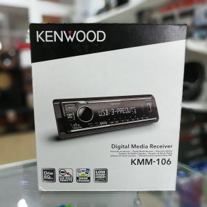 Головное устройство KENWOOD KMM-106